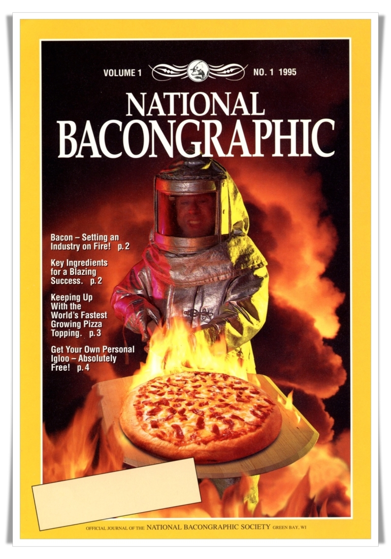 National Bacongraphic